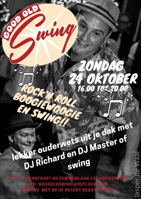 Good Old Swing x DJ Richard & DJ Master of Swing